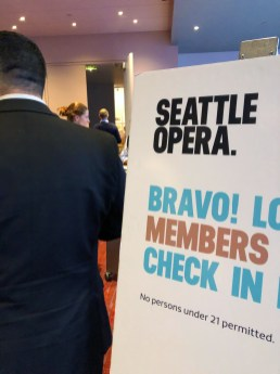 Seattle Opera Bravo Club 1