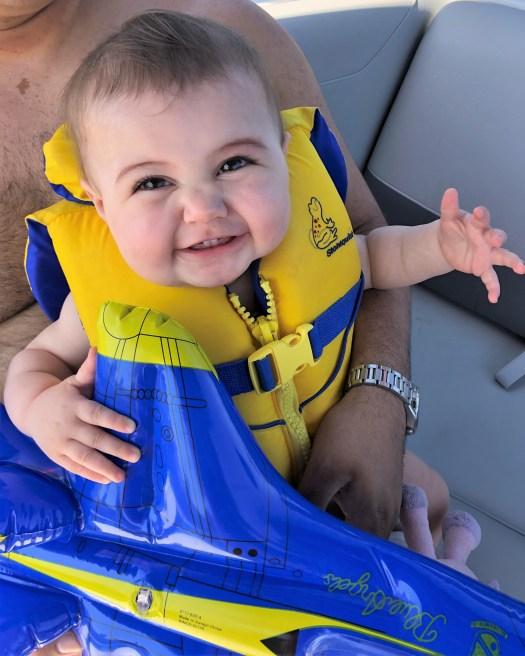 baby blue angels sea fair 4