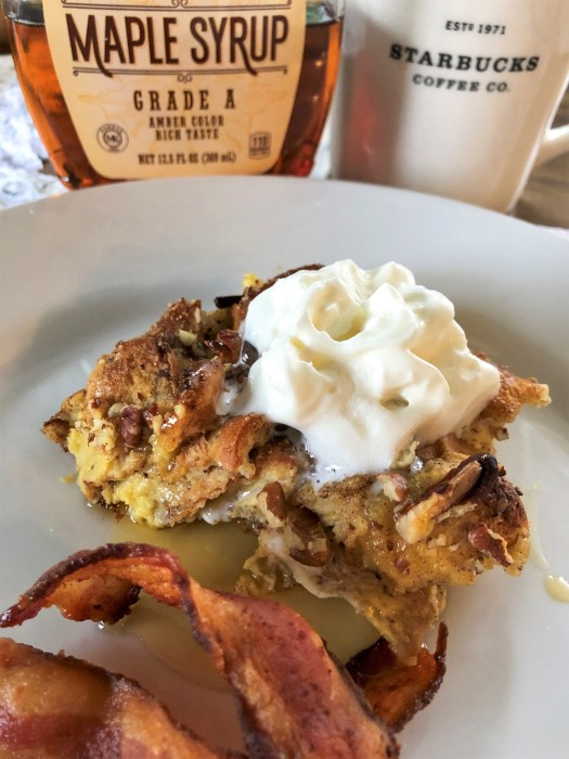 Baked French Toast Pecans 4