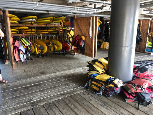Kayaks Northwest Outdoor Center Lake Union