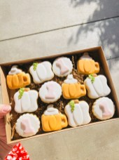 fall pumpkin theme birthday party 4