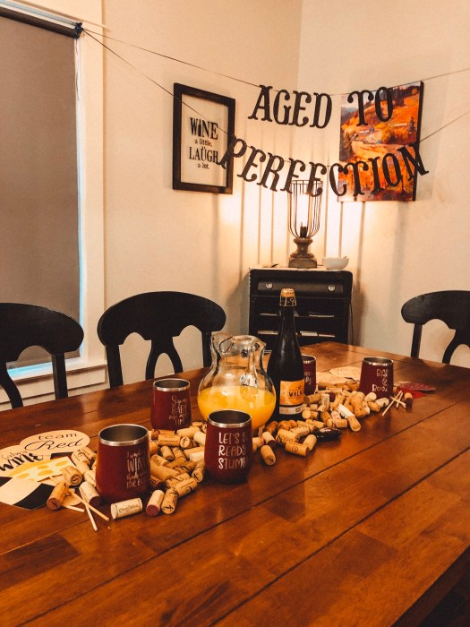 Aged to Perfection Party 2