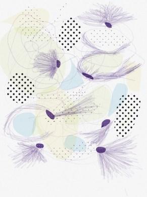 Abstract Garden, digital, 2013