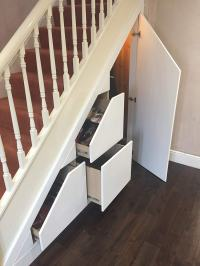 Under Stairs Storage - Abbey and Lyndon