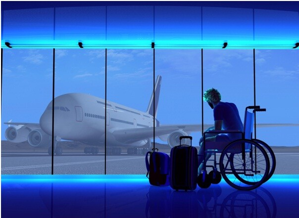FIVE THINGS YOU DIDN'T KNOW ABOUT DISABILITY TRAVELERS