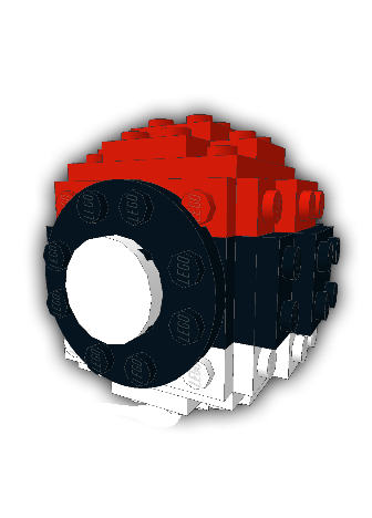 Pokeball Building Kit