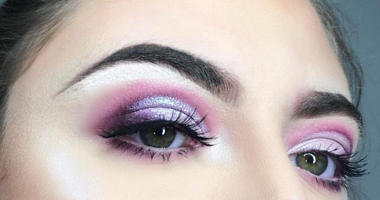 How to Create a Sparkly Cut Crease - Makeup Tutorial