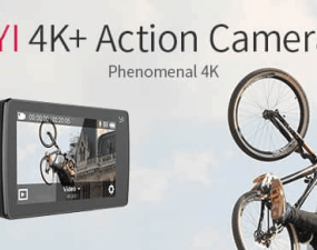 YI 4K Action Camera 4K 60 fps
