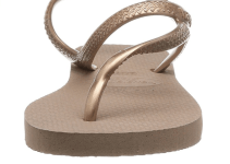 Ciabatte Havaianas Flash Urban Sandali da Donna Oro Rose