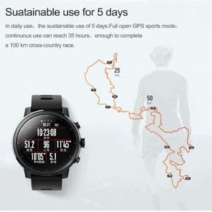 miglior smartwatch cinese Huami AMAZFIT Stratos 2