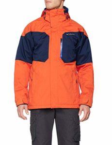Giacca da sci uomo linea Alpine