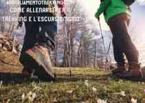 allenamento trekking