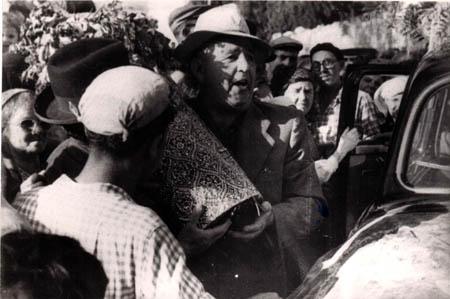 רפאל עבו, 1963 - שנה לפני פטירתו