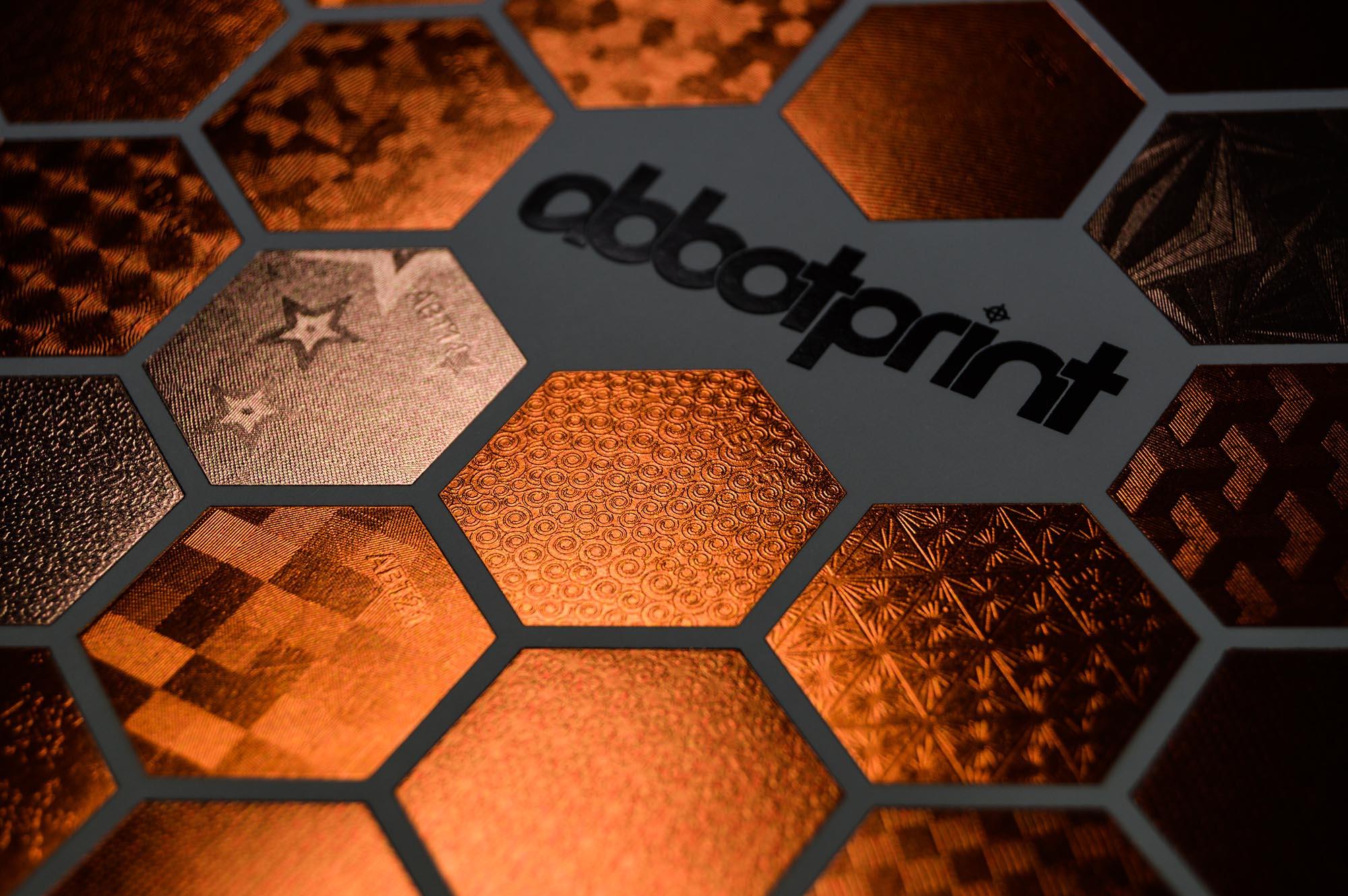 foil logo abbotprint
