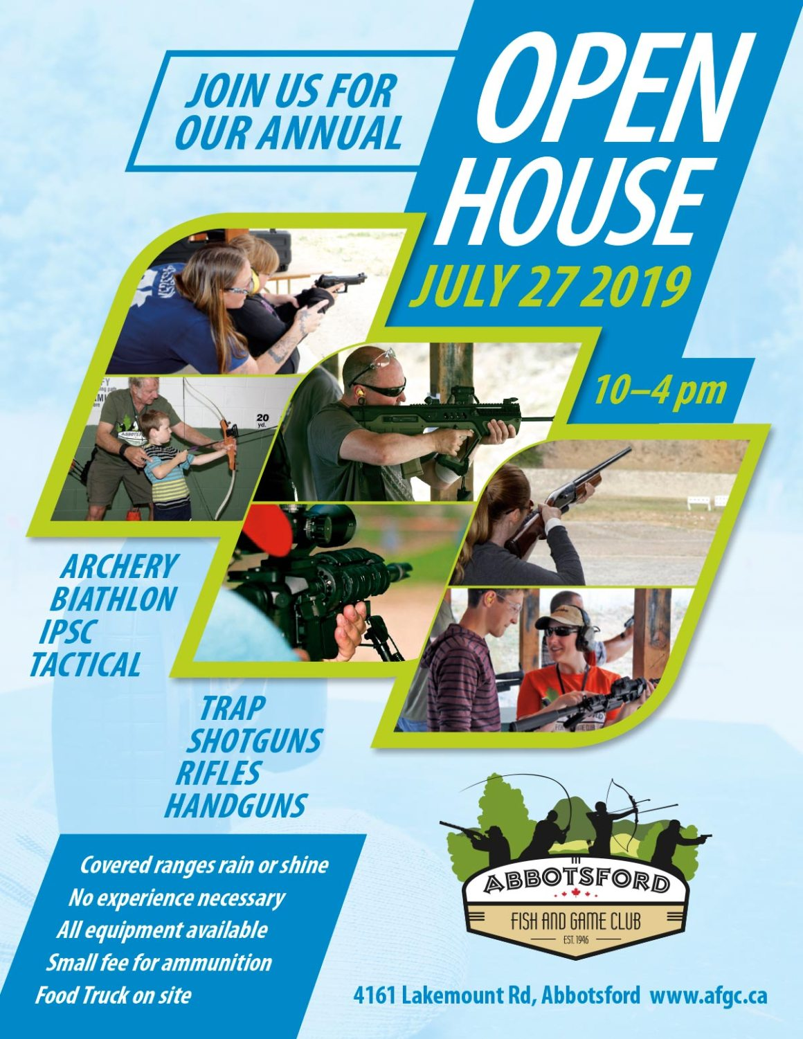 2019 Annual Open House