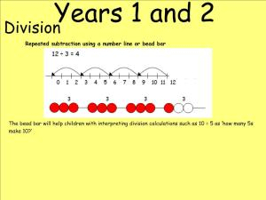 Abbots Langley School Maths Sessions for Parents - Nursery, Reception and KS1_41