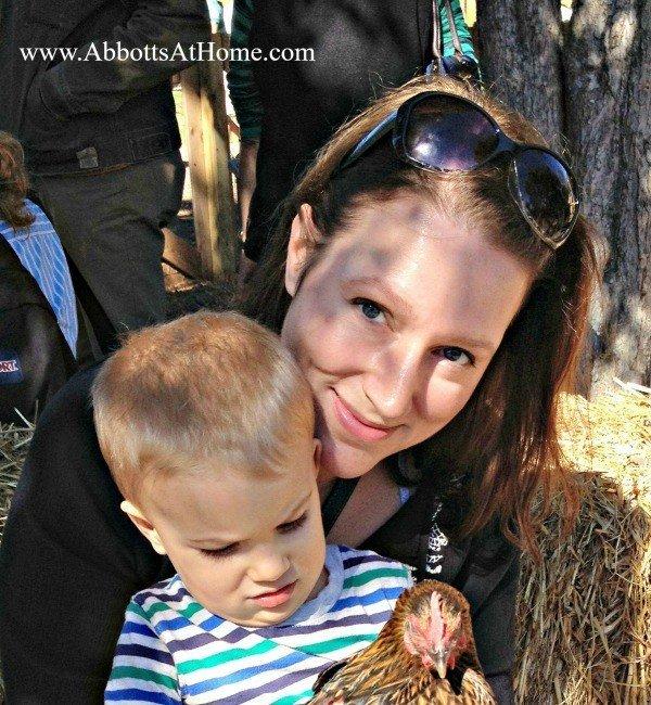 Stephanie, the DIY diva at AbbottsAtHome.com