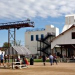 What to do on your visit to Magnolia Silos - Food Truck Area