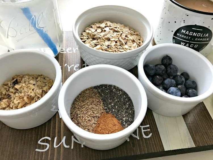 9 Superfood Breakfast Oatmeal