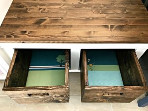 DIY Wood Storage Bin With Kreg Jig