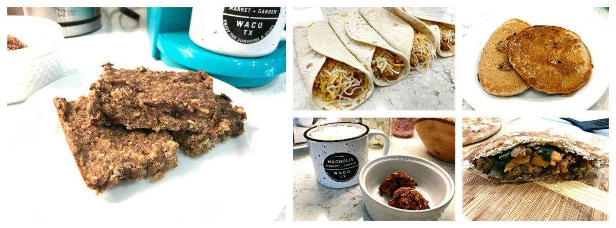 5 Pre-Baby Healthy Freezable Recipes