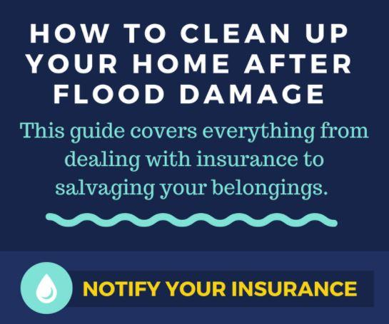 How to Clean Up your Home after Flood Damage