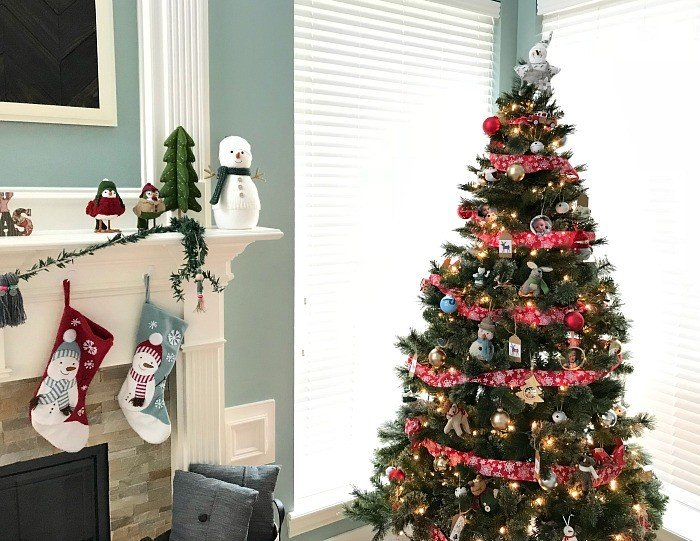 2017 Christmas Tree & Fun Christmas Decor Tour