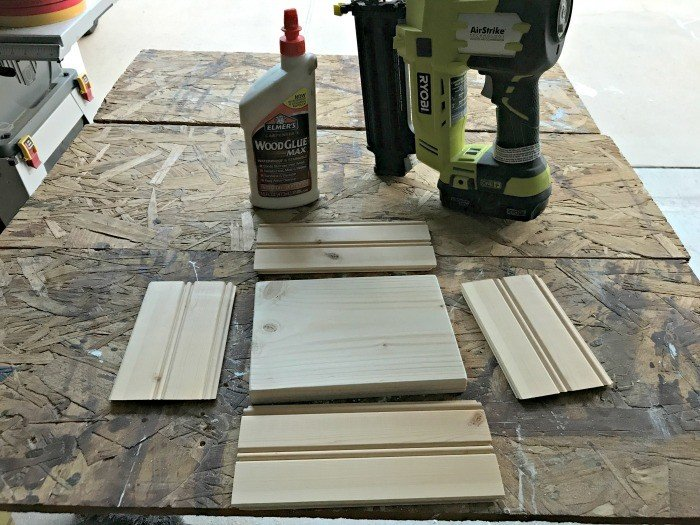 I have 2 DIY's for you today: 1. Building a DIY Lazy Susan Organizer for your cabinets and closets, and 2. Building a Custom Beadboard Box to make cute storage to fit any space. And their both easy, Yea!!