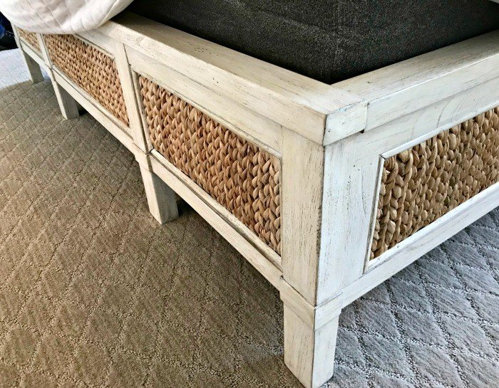 Check out this month's Furniture and Home Design Inspiration. Most of these pictures were taken at Model Homes. The Interior Designer's that worked on these places did a fabulous job with staging. Some of this furniture would be pretty easy to build too. So, grab some inspiration for your home or next build. #FurnitureDesign #ModelHomes #InteriorDesign