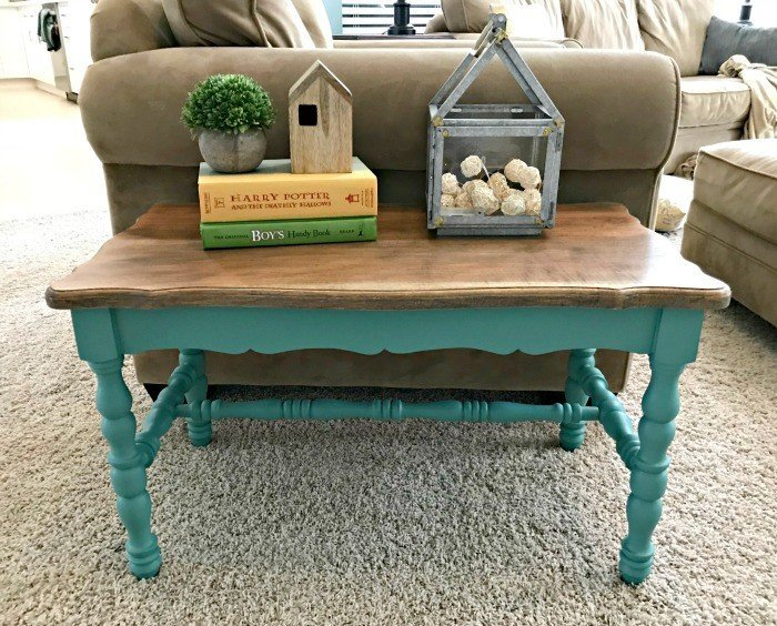 Easy DIY for Stripping Paint from Wood Furniture