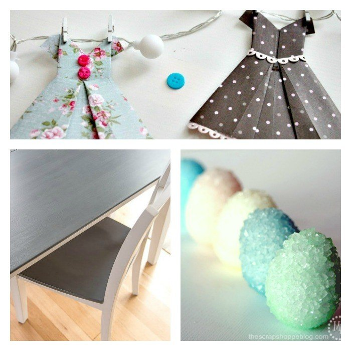 DIY, Crafts & More Link Party 78