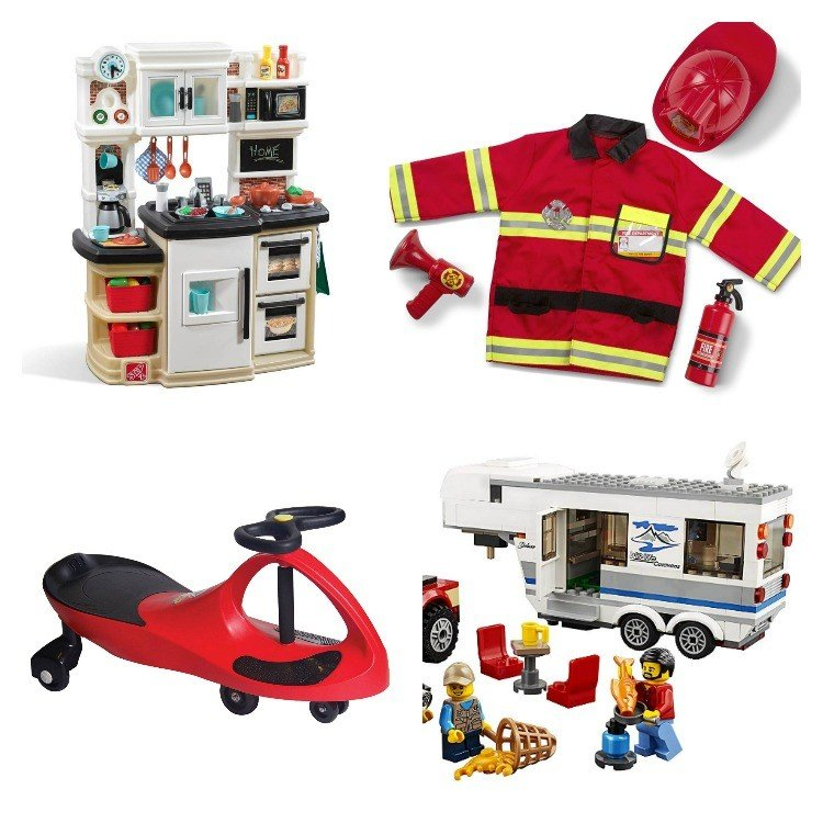 Best Toy Gifts for Little Boys – And, 5 Toy Fails
