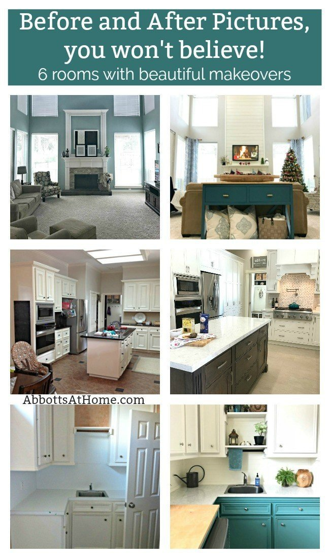 Top 5 Before and After Room Makeovers of 2018