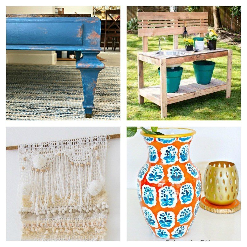 10 DIY Upcycle Ideas to Give Something a New Look