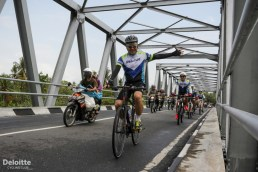 check point : Jembatan Pleret Bantul