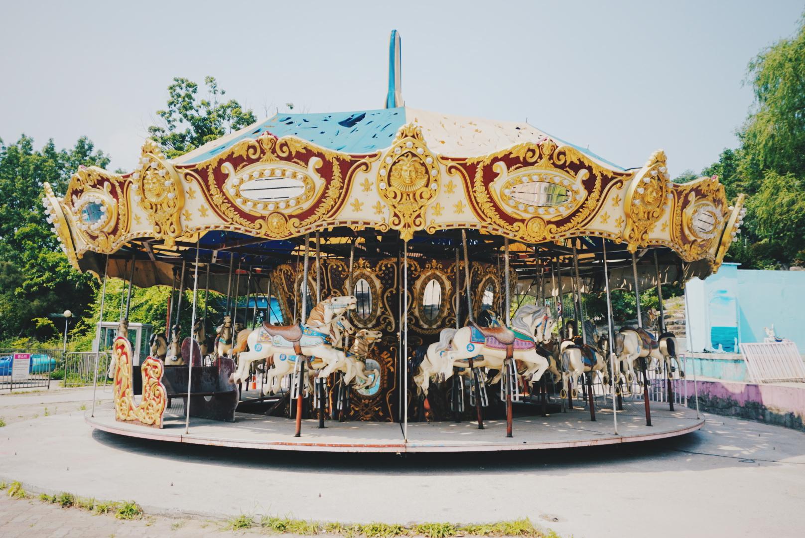 影相必到-廢棄遊樂園 용마랜드龍馬公園 – AKA
