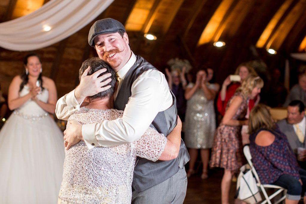 Outdoor Barn Wedding Pelican Rapids Minnesota  Michael and Amanda