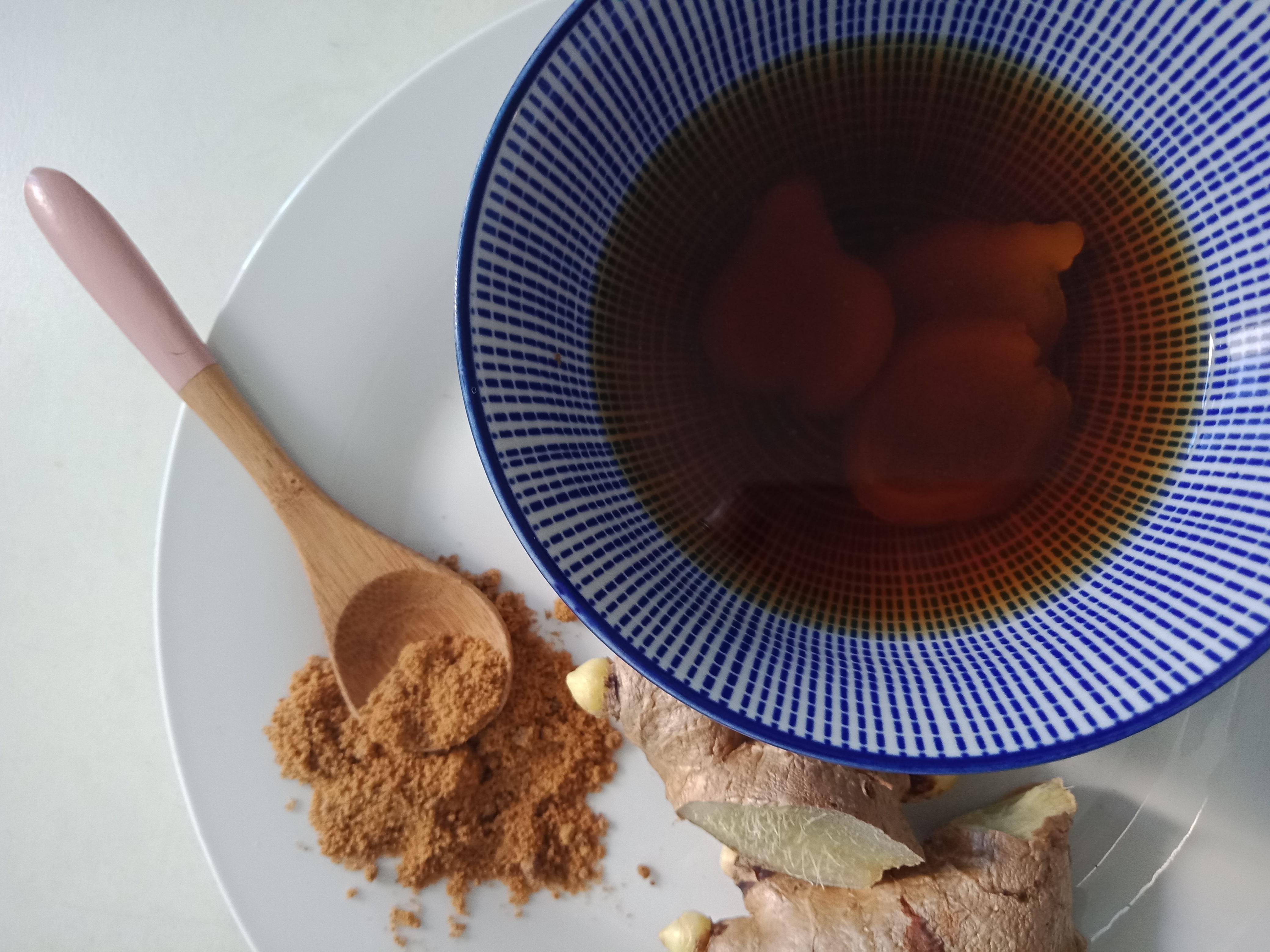 女人的完美氣色就靠它,紅糖薑茶暖身子也暖心! – 艾比的幸福滋味