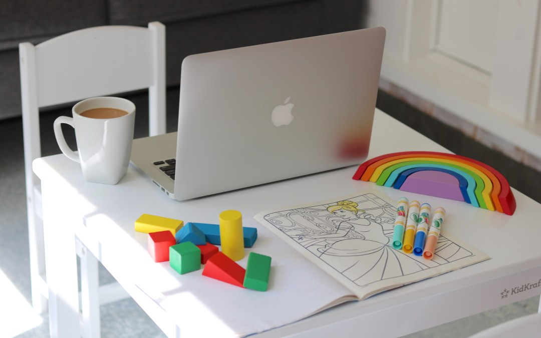 Work-from-home Life (with a Toddler)