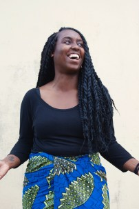 """""""I'm a firm believer that laughter and dance are vital to your every day routine. I find myself dancing from activity to activity and laughing to the point of tears on the daily here. It's the way life is meant to be lived."""" (Ashia)"""