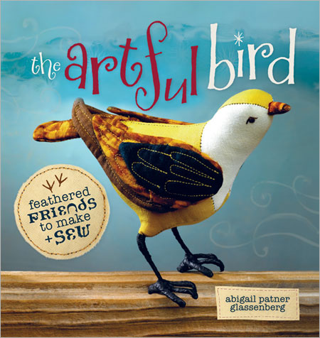 Artful bird cover