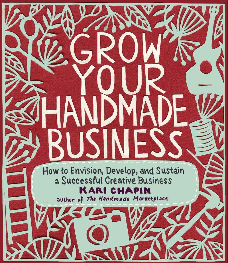 Handmade business cover