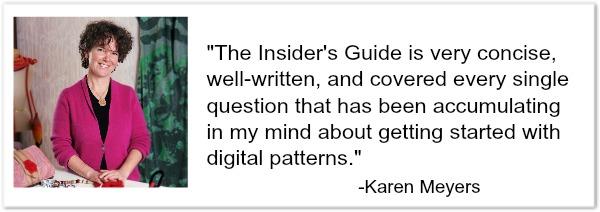 Karen's Quote