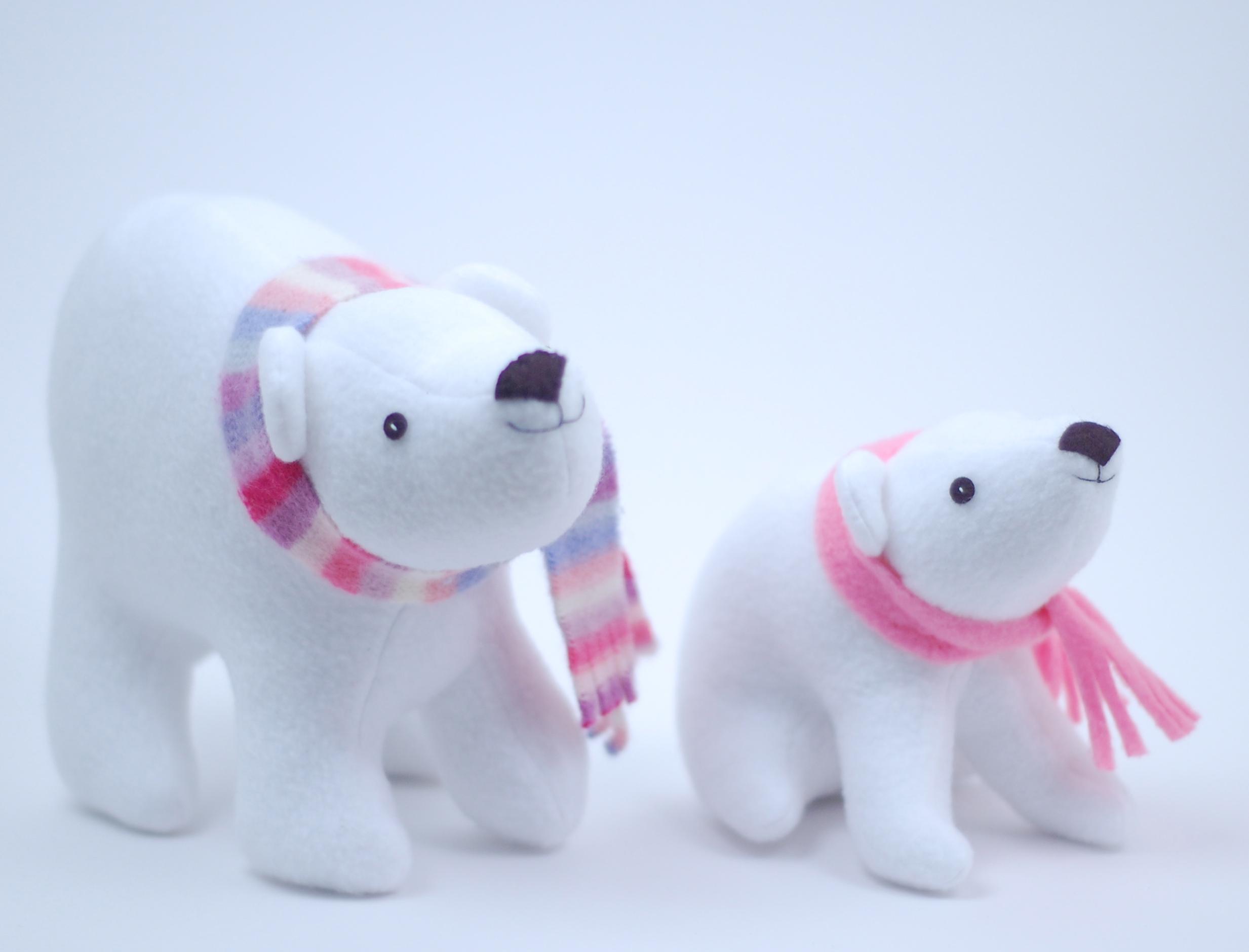 Pattern Review Polar Bears By Betz White Whileshenaps Com