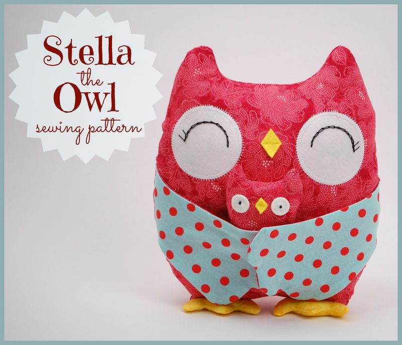 New Stella the Owl Cover