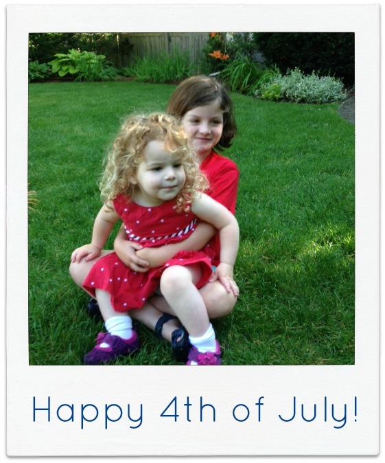 Girls on July 4
