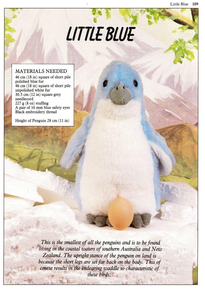 Pamela Peake Penguin