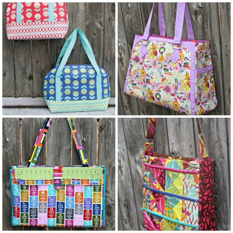 Bags by Sara Lawson