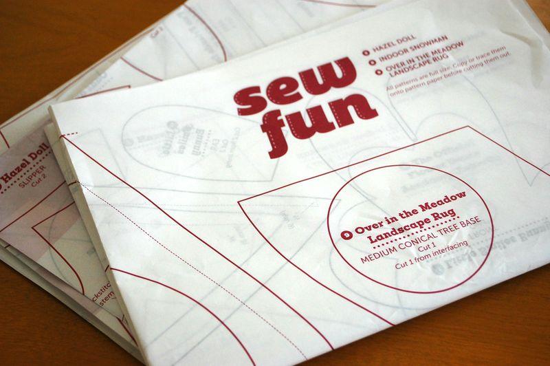 Sew fun templates