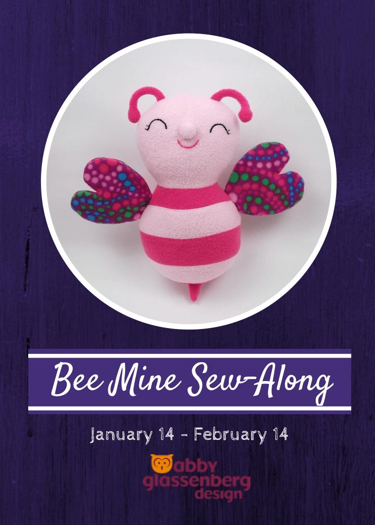Bee Mine Sew-Along-2